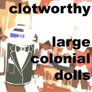 Image for 'Large Colonial Dolls'