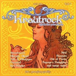 Image for 'Krautrock: Music for Your Brain, Volume 4'