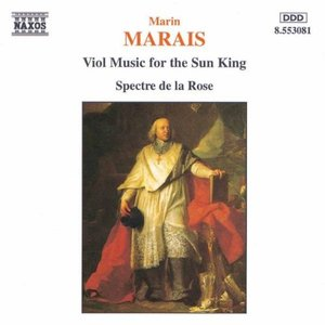 Bild för 'Viol Music for the Sun King'