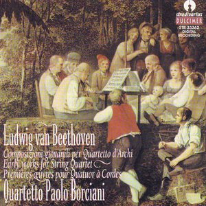 Image for 'Quartetto per Archi H.32 in Fa Maggiore, Op.18 : II.Adagio Molto'