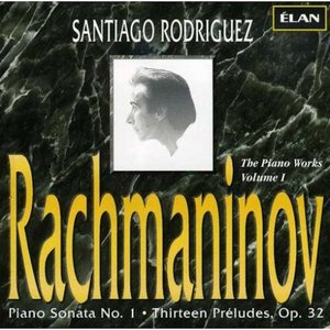 Image for 'Complete Piano Works of Rachmaninov, Vol. 1'