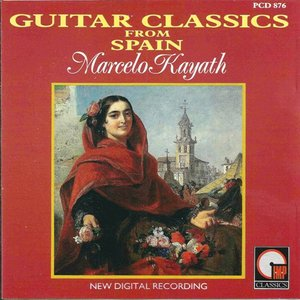Image for 'Guitar Classics From Spain'