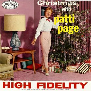 Image for 'Christmas With Patti Page'