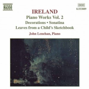Image for 'IRELAND: Piano Works, Vol.  2'