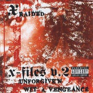 Image pour 'X-Filez V.2: Unforgiven Wit A Vengeance'