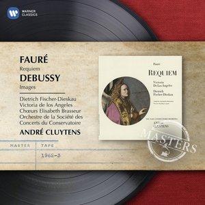 Image for 'Fauré: Requiem - Debussy: Images'