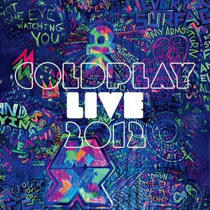 Immagine per 'Live 2012'