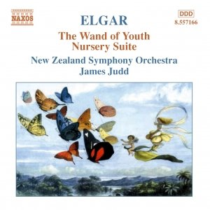 Image for 'The Wand of Youth Suite No. 2, Op. 1b: III. Moths and Butterflies'