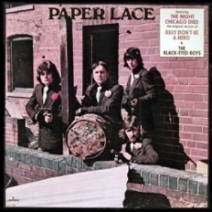 Image for 'Paper Lace'