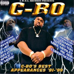 Image for 'C-Bo's Best Appearances'