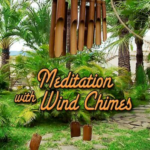 Image for 'Gentle Bamboo Wind Chimes for Deep Relaxation and Yoga Meditation'