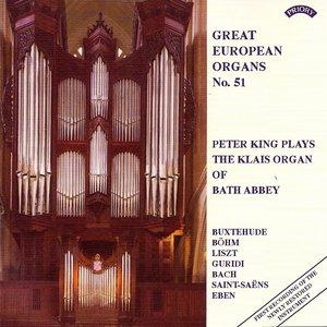 Image for 'Great European Organs No. 51: Bath Abbey'