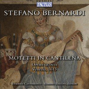 Image for 'Bernardi: Motetti in cantilena'