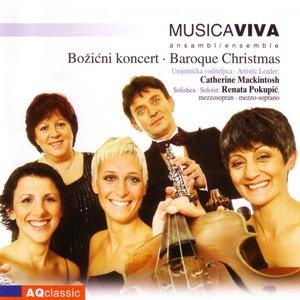 Image pour 'Johann Sebastian Bach- Christmas Oratorio BWV 248_ Aria - Schliesse, Mein Herze'