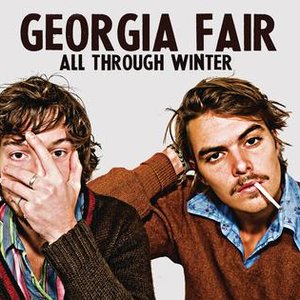 """All Through Winter""的封面"