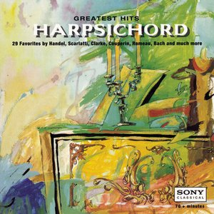 Image for 'Greatest Hits - Harpsichord'