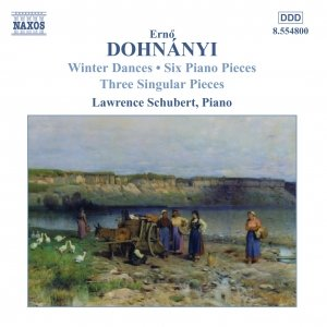 Image for 'DOHNANYI: Winterreigen / 6 Piano Pieces / 3 Singular Pieces'