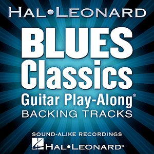 Image for 'Blues Classics Guitar Play-Along Backing Tracks'