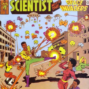 Image for 'Scientist Meets The Space Invaders'