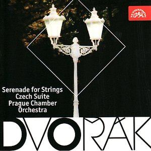 Image for 'Dvořák: Serenade for Strings, Czech Suite'
