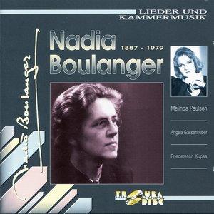 Image for 'Boulanger: Lieder und Kammermusik'