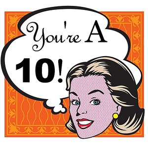 Image for 'You're A 10!'