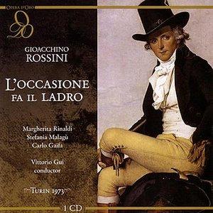 Bild für 'L'occasione fa il ladro'
