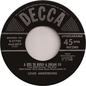 Image for 'A Kiss to Build a Dream On'