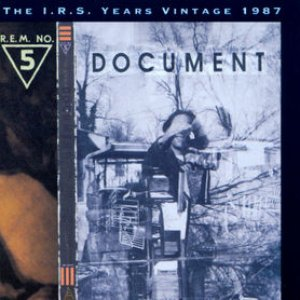 Image for 'Document (The I.R.S. Years Vintage 1987)'