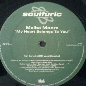 Image for 'My Heart Belongs To You Ron Carrolls Bmc Vocal Mix'