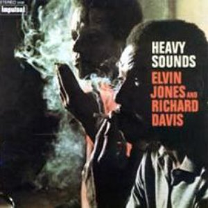 Bild för 'Elvin Jones and Richard Davis'