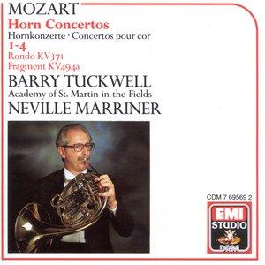 Imagen de 'Mozart: Horn Concertos Nos. 1 - 4/ Rondo/ Fragment'
