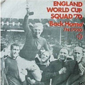 Image pour 'England 1970 World Cup Squad'