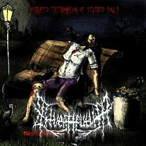 Imagem de 'Disgraced extermination of severed souls'