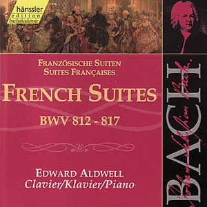 Image for 'The Complete Bach Edition Vol. 114: French Suites BWV 812 - 817'
