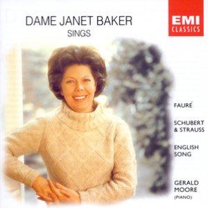 Image for 'Janet Baker - Song Recital'