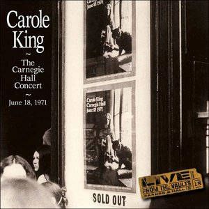 Image pour 'Carole King The Carnegie Hall Concert June 18, 1971'