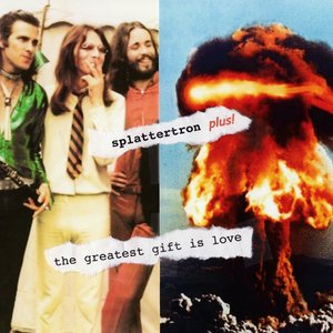 Image for 'the greatest gift is love'