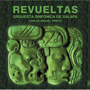 Imagen de 'Revueltas, S.: Homenaje A Federico Garcia Lorca / Redes / Musica Para Charlar / Sensemaya'