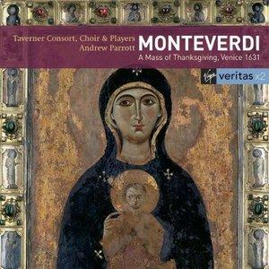 Image for 'Monteverdi: Solemn Mass for the Feast of Sancta Maria (Mass of Thanksgiving)'
