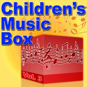 Image pour 'Children's Music Box Vol. 3 - Music Box Lullaby Music'