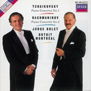 Image for 'Rachmaninov: Piano Concerto No.2/Tchaikovsky: Piano Concerto No.1'