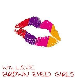 Bild für 'With L.O.V.E Brown Eyed Girls'