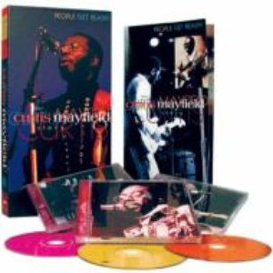 Image for 'People Get Ready! The Curtis Mayfield Story (disc 3)'