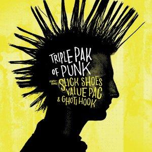 Bild für 'Triple Pak Of Punk'