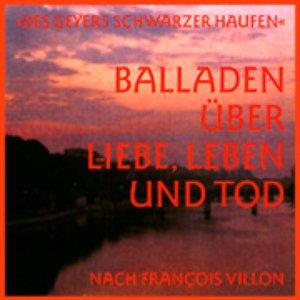 Image for 'Balladen über Liebe, Leben und Tod'