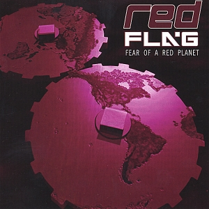 Red Flag - Naïve Art