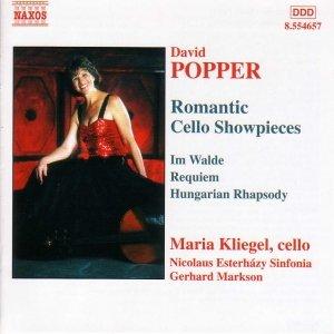 Image for 'POPPER: Romantic Cello Showpieces'