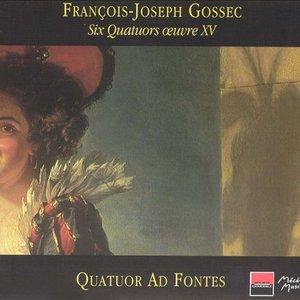 Image for 'Six Quatuors œuvre XV (Quatuor Ad Fontes)'