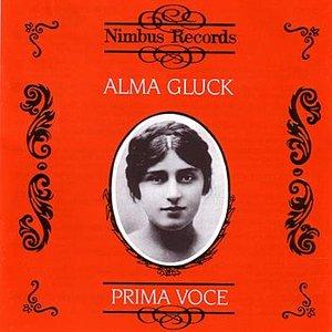 Bild för 'Prima Voce: Alma Gluck'